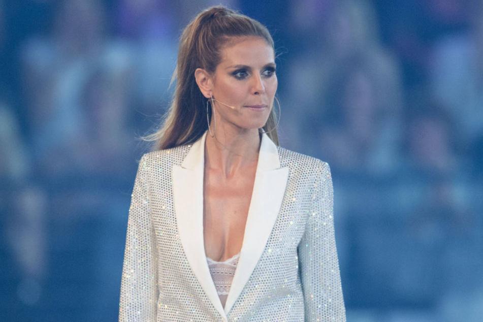 Ob Heidi Klum (44) diese Entscheidung bereut?