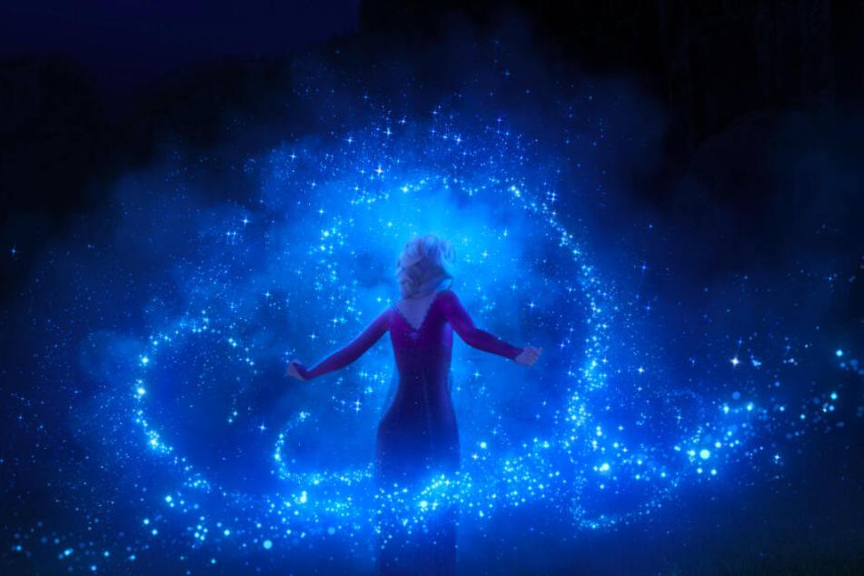Elsa muss das Geheimnis um die Vorgänge im verwunschenen Wald lüften.