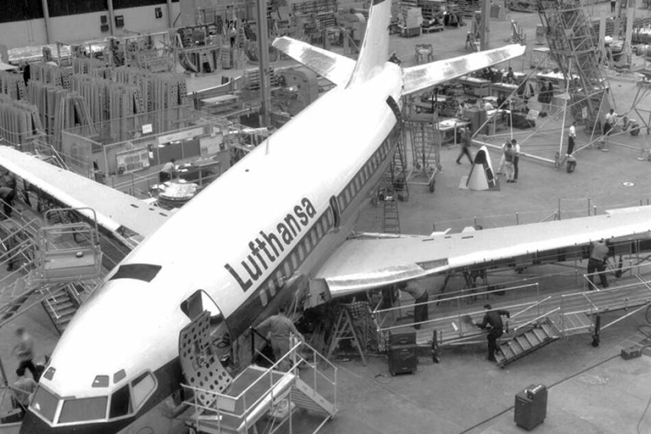 In Seattle wurden durch den Lufthansa-Auftrag tausende dauerhafte  Arbeitsplätze initiiert.