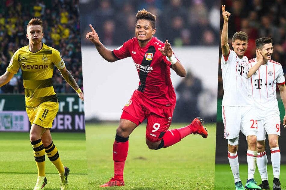 Überzogene Kritik: Die Qualität der Bundesliga ist besser als alle denken