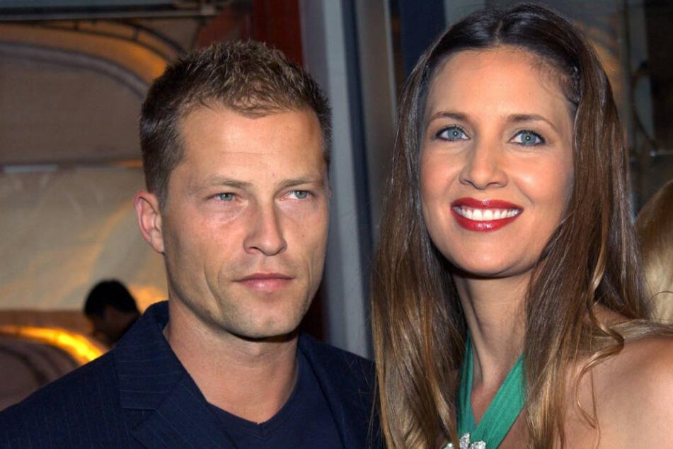 Til und Dana Schweiger waren zehn Jahre lang verheiratet. (Archivbild)