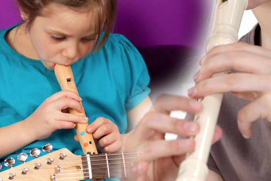 Skandal in Musikschule! Hatten Kinder Sperma in ihren Flöten?