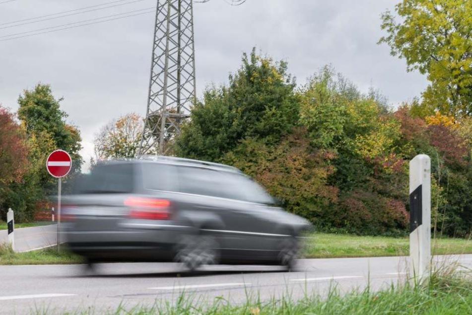 Rund 42.600 Mal hat es auf den Straßen in Thüringen gekracht. (Symbolbild)