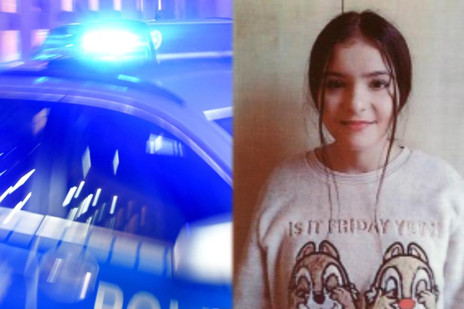 14-Jährige seit Montag vermisst: Wer hat Giuliana Angelina M. gesehen?