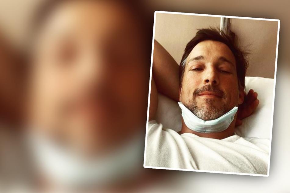 Florian David Fitz im Krankenhaus! Schockmoment für Fans und eine wichtige Ansage