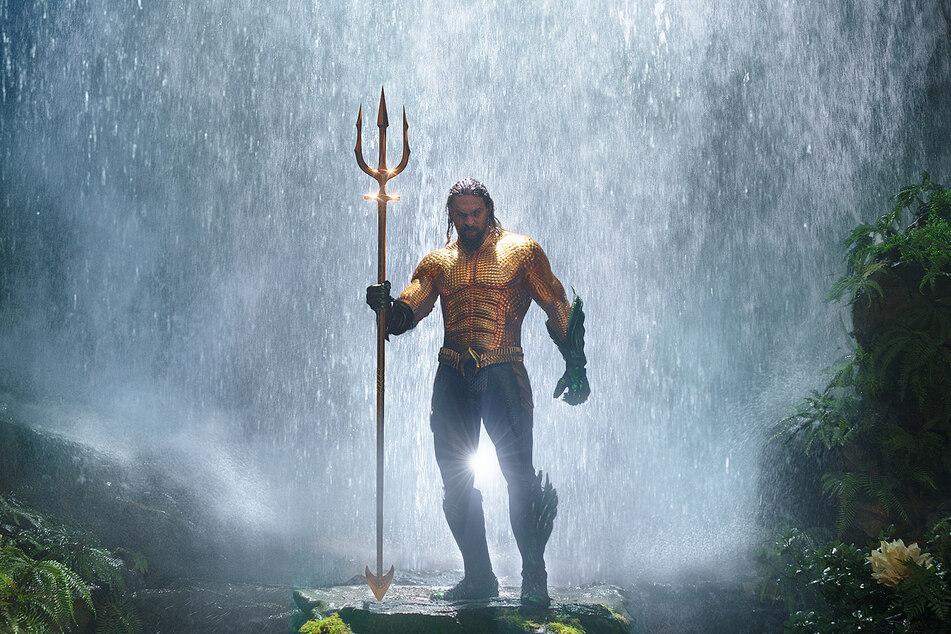 """Dank """"Aquaman"""" ging es für Jason Momoa (41) finanziell bergauf."""