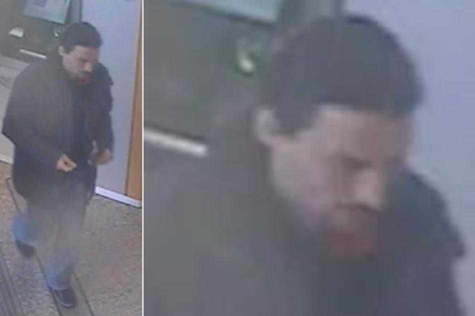 Seniorin um 1000 Euro betrogen: Die Polizei sucht diesen Mann!