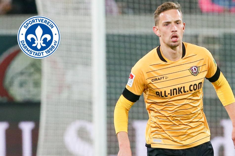Perfekt! Ex-Dynamo Jannik Müller kehrt in die 2. Bundesliga zurück