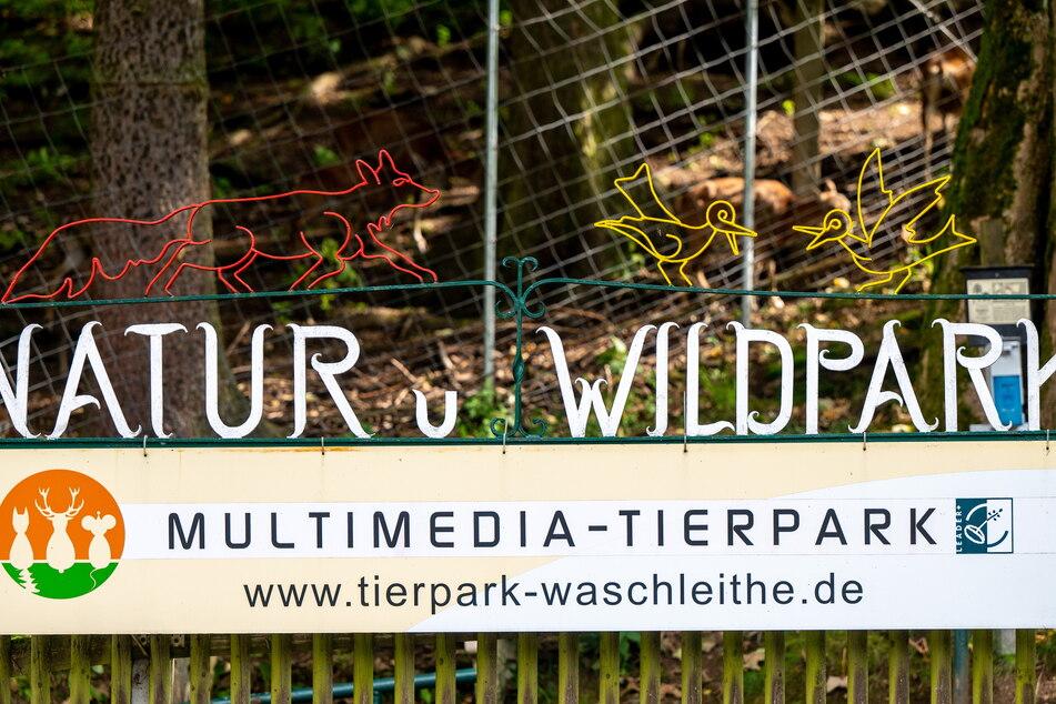 Der Natur- und Wildpark bietet dank zahlreicher Webcams in den Gehegen auch ein Multimedia-Erlebnis.