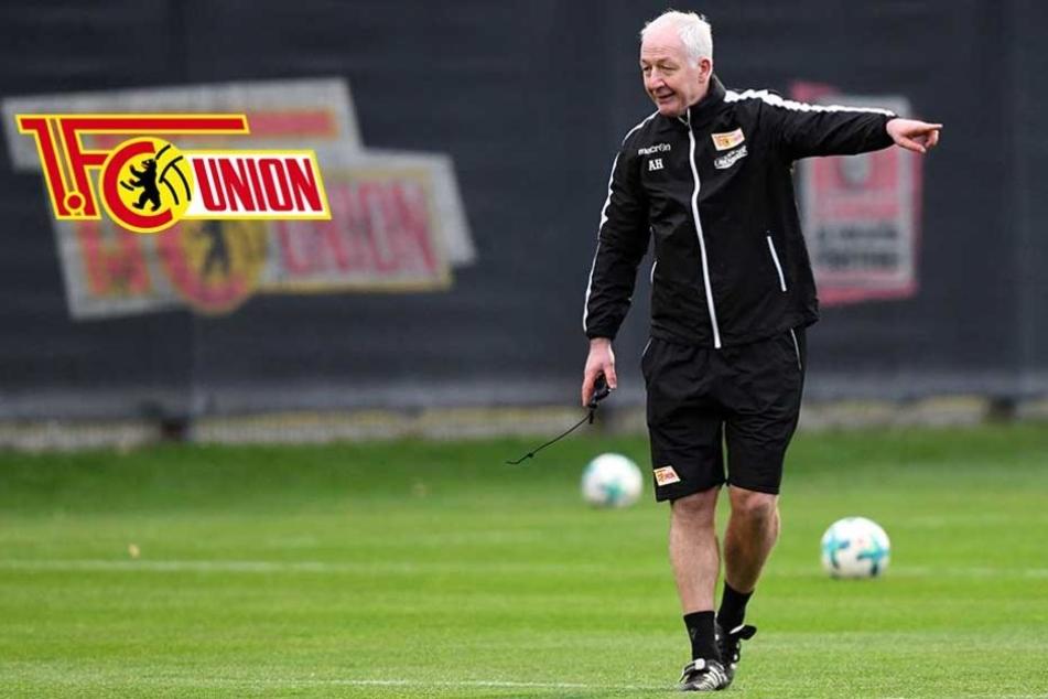 Union-Trainer Hofschneider heiß auf brisante Aufgabe gegen Dynamo