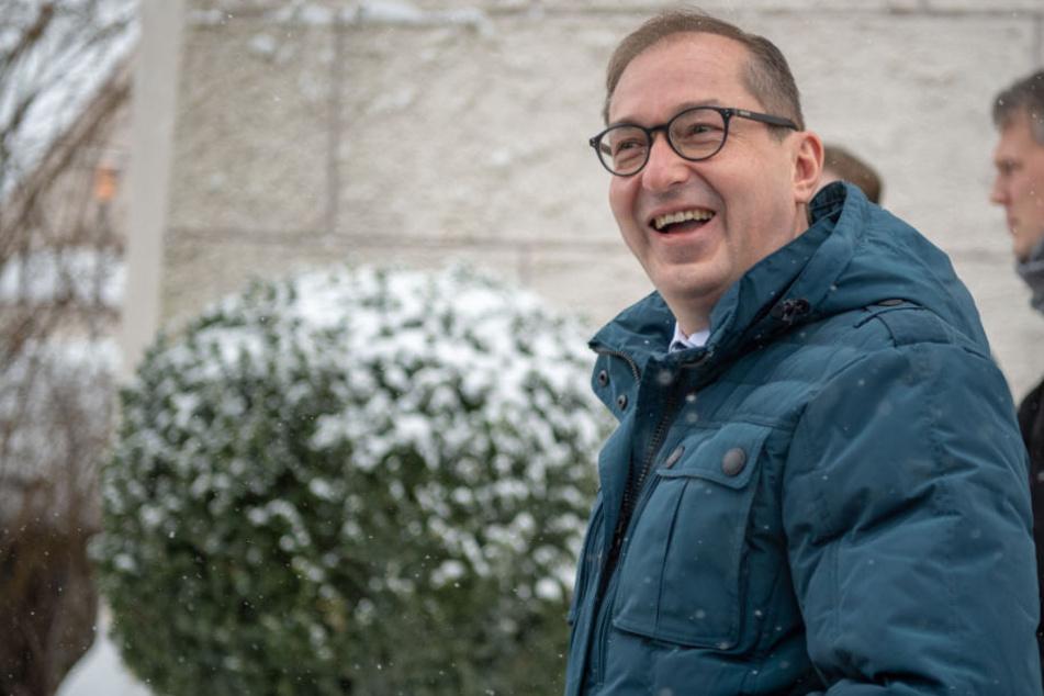 Alexander Dobrindt ist CSU-Landesgruppenchef.