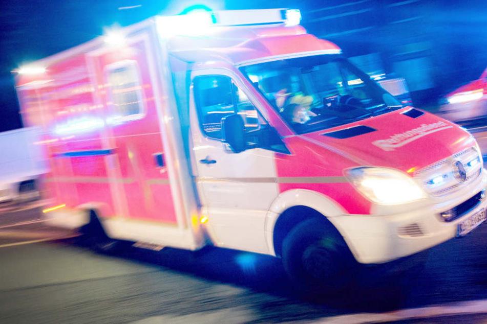 Audi rast frontal in Skoda: Zwei Tote, Ersthelfer erleiden Schock