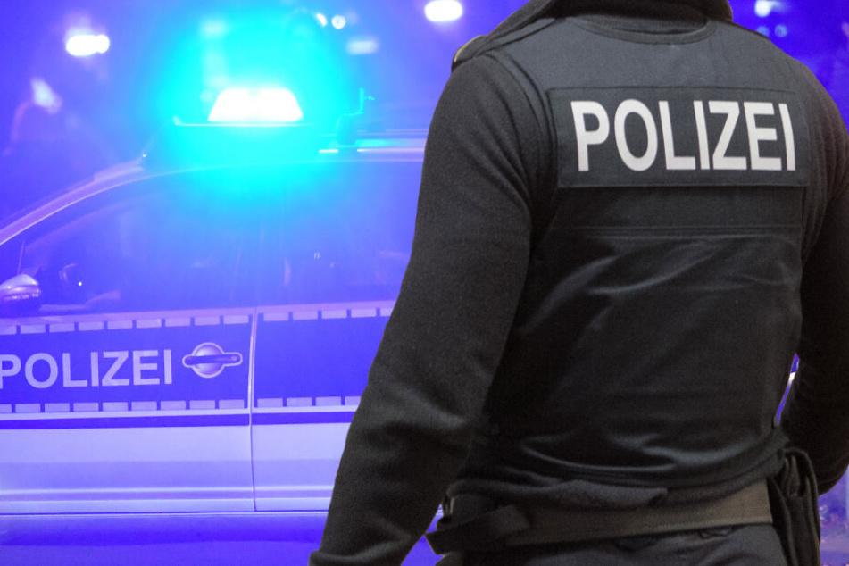 Die Polizei war schon kurz nach der Attacke an der Konstablerwache vor Ort (Symbolbild).
