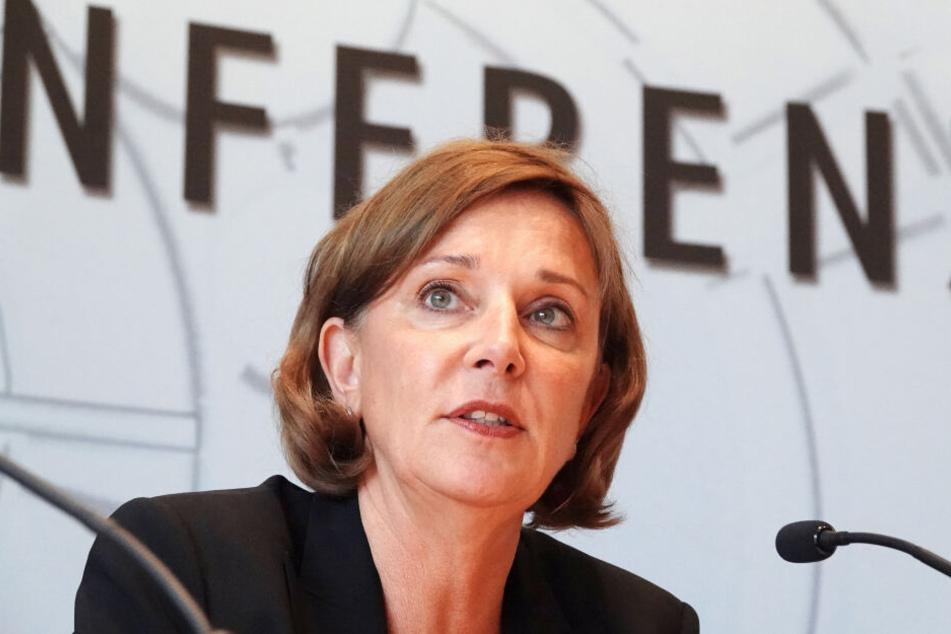 Yvonne Gebauer (FDP), Schulministerin des Landes Nordrhein-Westfalen.
