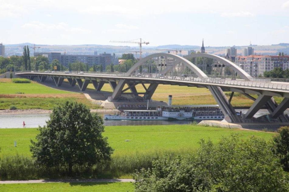 Jetzt ist klar, was mit der Waldschlößchenbrücke passiert