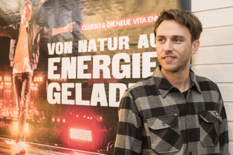 """Die Partnerschaft mit Clueso steht unter dem Motto """"Von Natur aus Energiegeladen""""."""