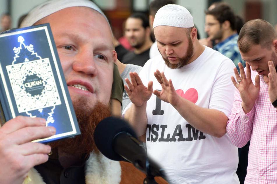 Salafisten ändern Taktik: So sehen sie nicht mehr aus