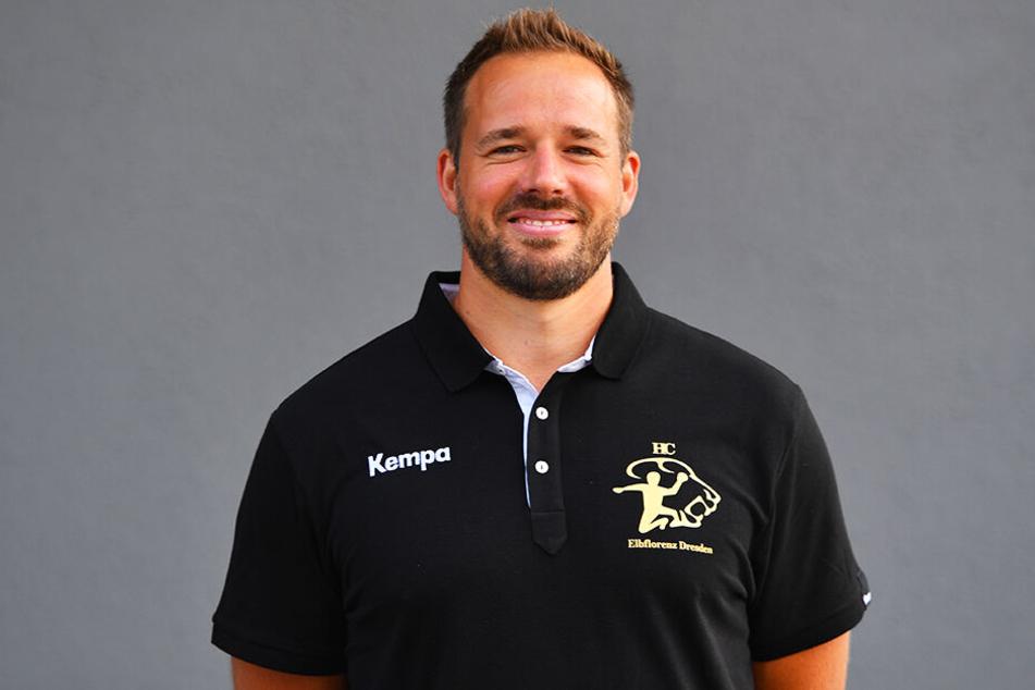 HCE-Coach Christian Pöhler weiß um die Schwere der Aufgabe für seine Mannschaft.