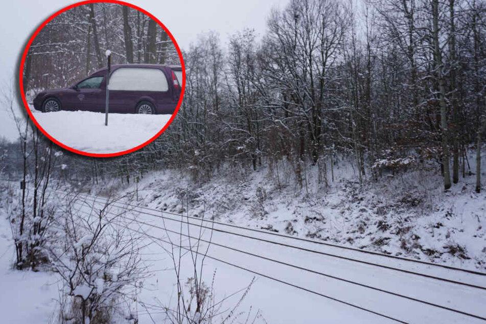 Leiche neben Gleisen in Bautzen gefunden
