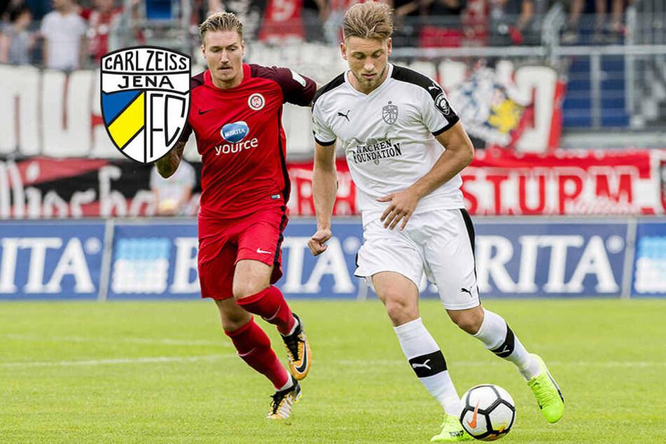 1:0! Carl-Zeiss bekommt zum Saisonauftakt Klatsche in Wiesbaden