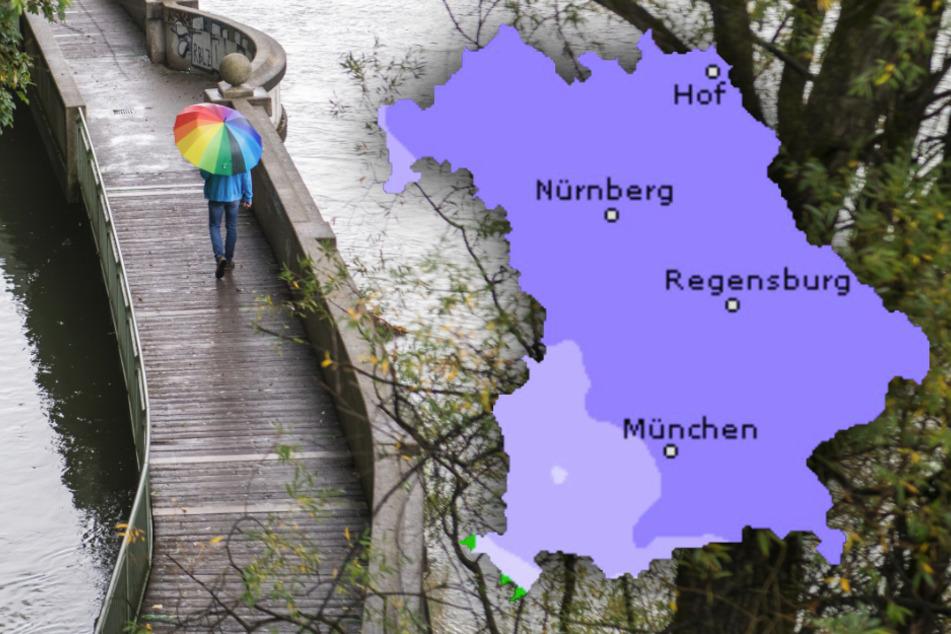 Neue Woche, neues Glück? So wird das Wetter in Bayern