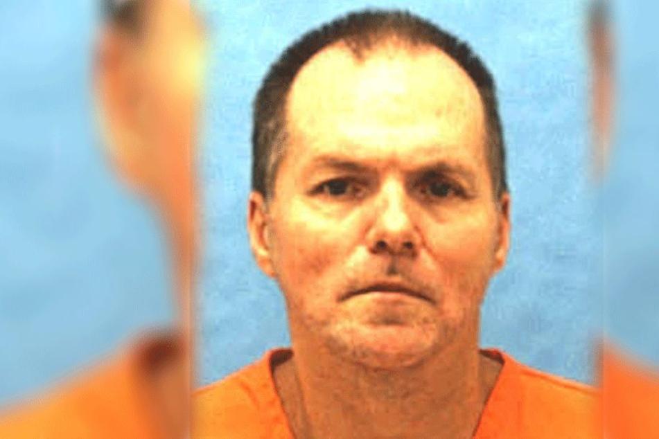 Das am 24. August vom Florida Department of Corrections veröffentlichte Foto zeigt eine undatierte Aufnahme von Mark Asay.