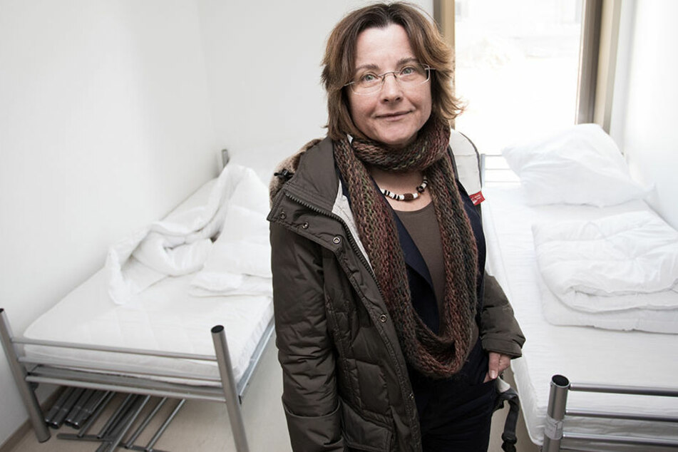 Claudia Langeheine ist Leiterin des Landesamtes für Flüchtlingsangelegenheiten.