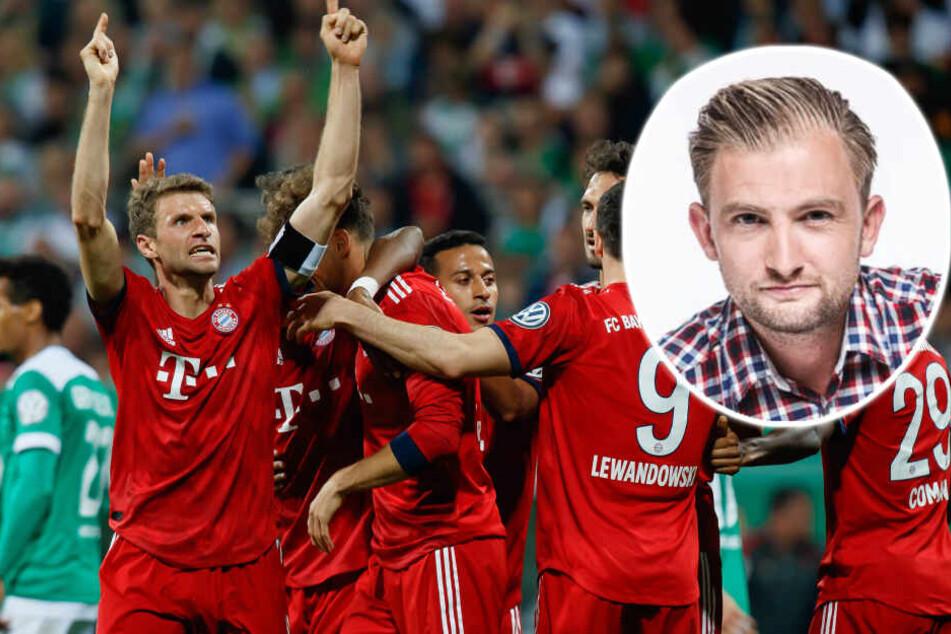 Bayern - Bremen: Das war keine Werbung für den deutschen Fußball!
