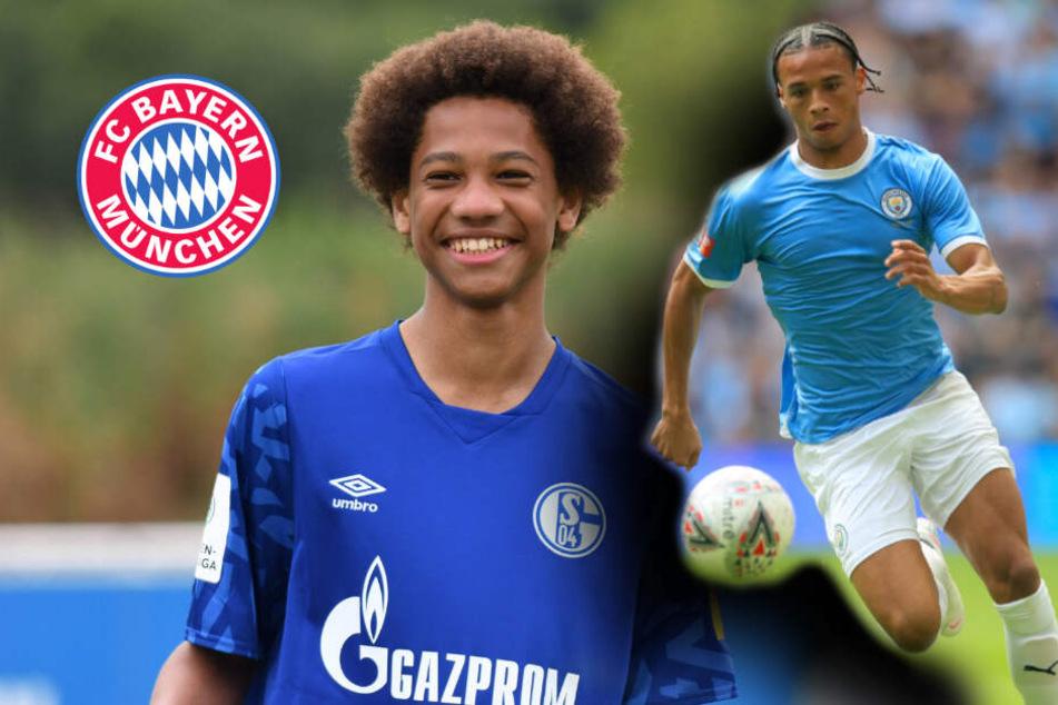 Nicht nur einer, sondern zwei: FC Bayern auch an Sané-Bruder interessiert