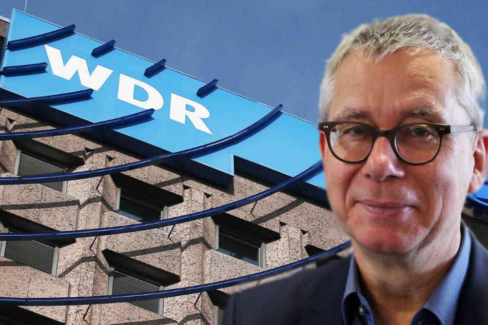 Gebhard Henke war seit 1984 für den WDR tätig.