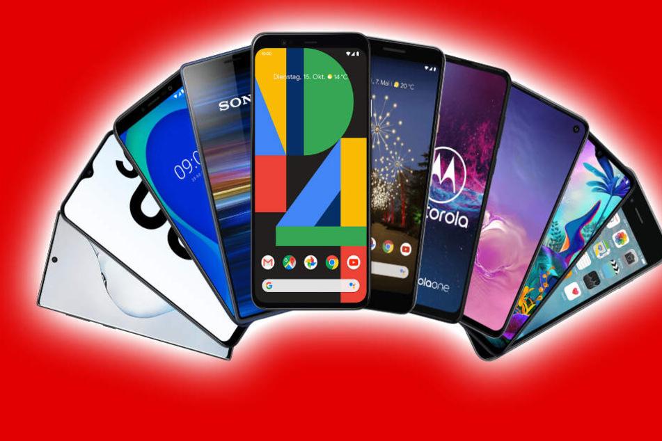 Preissturz bei MediaMarkt! 18 Handys bis Samstag super billig