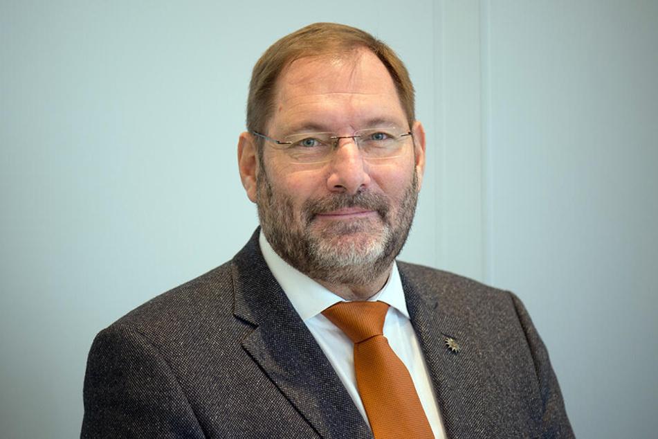 Jörg Radek, Vize-Vorsitzender der Gewerkschaft der Polizei (GdP), hat Sympathien für rechtspopulistische Parteien in der Bundespolizei bestätigt.