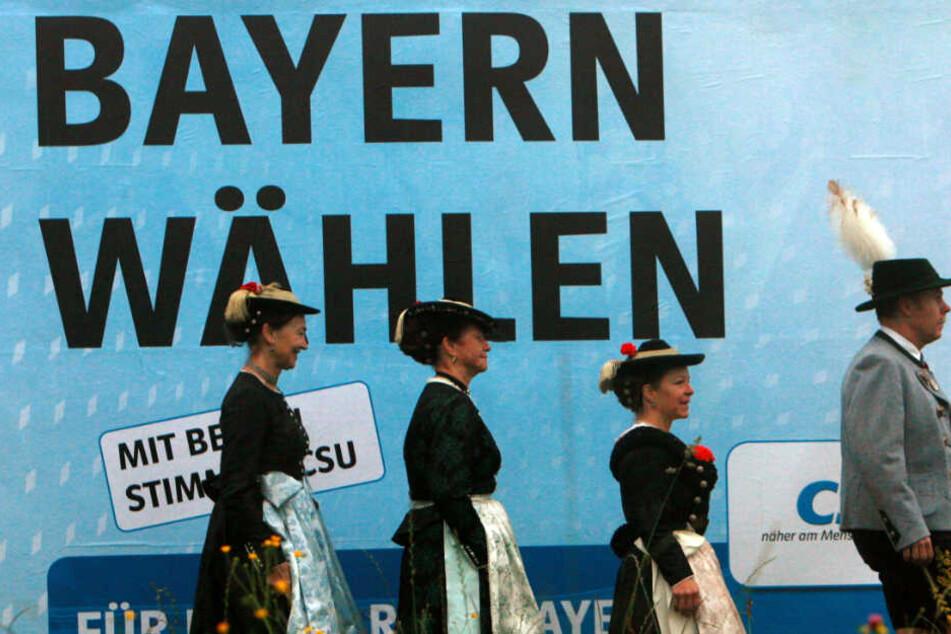 Wäre am kommenden Sonntag Landtagswahl, würde nur einige Bayern die FDP wählen. (Archivbild)