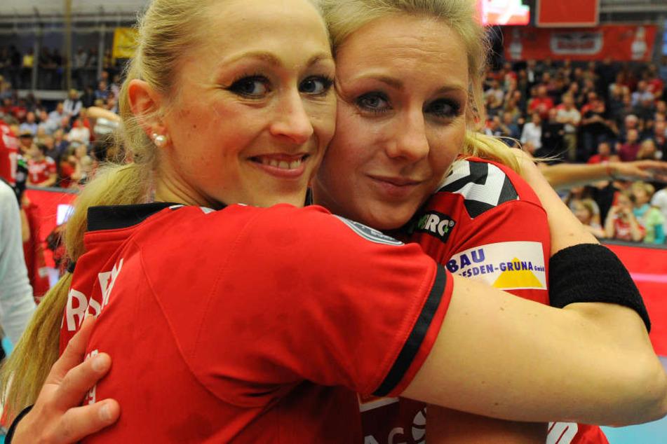 Mareike Hindriksen (li.) und Laura Dijkema wurden Opfer von Stalkern.