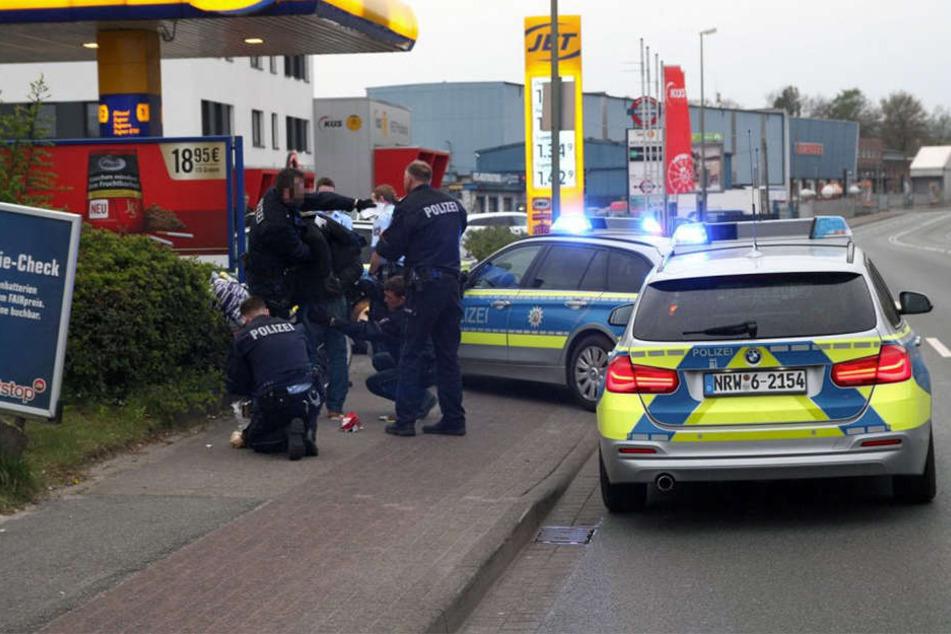Noch am Tag der Tat konnte die Polizei den 44-Jährigen festnehmen.
