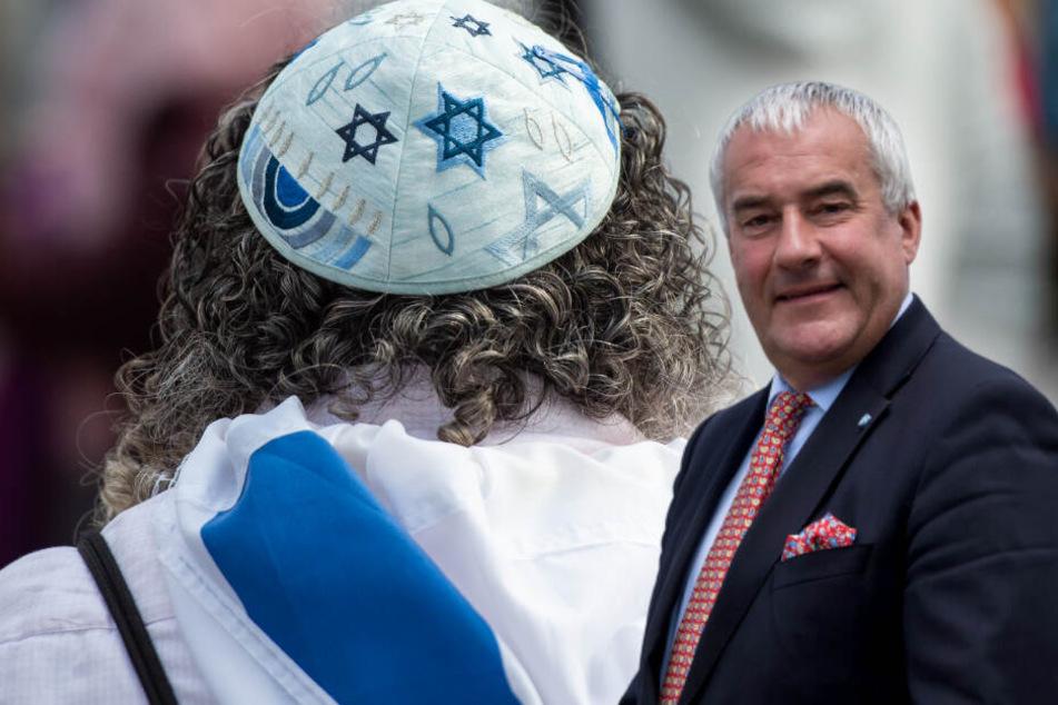 Antisemitismus-Beauftragter: AfD an zunehmender Judenfeindlichkeit mitschuldig