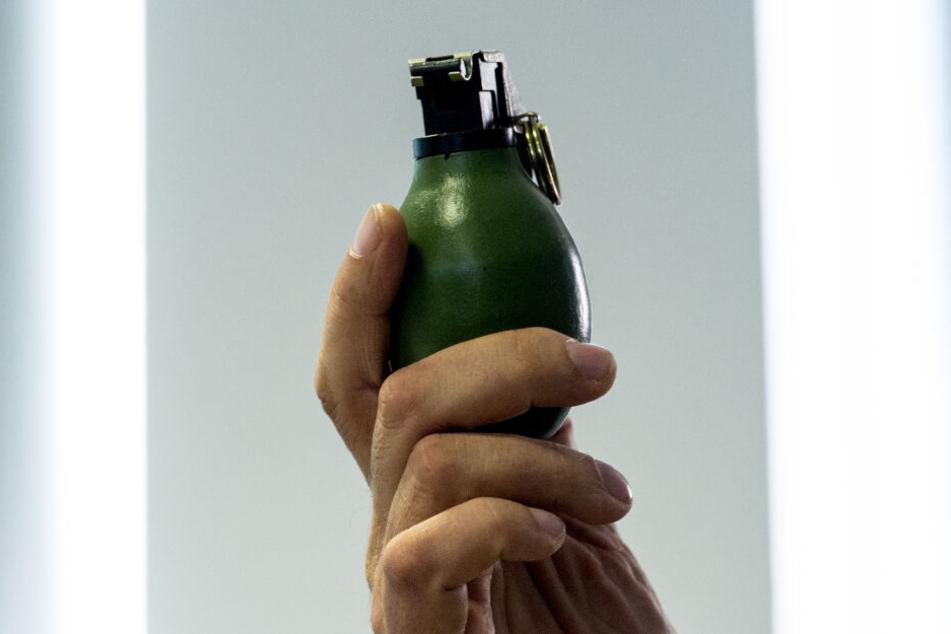 SEK & Co. dürfen künftig Handgranaten einsetzen.