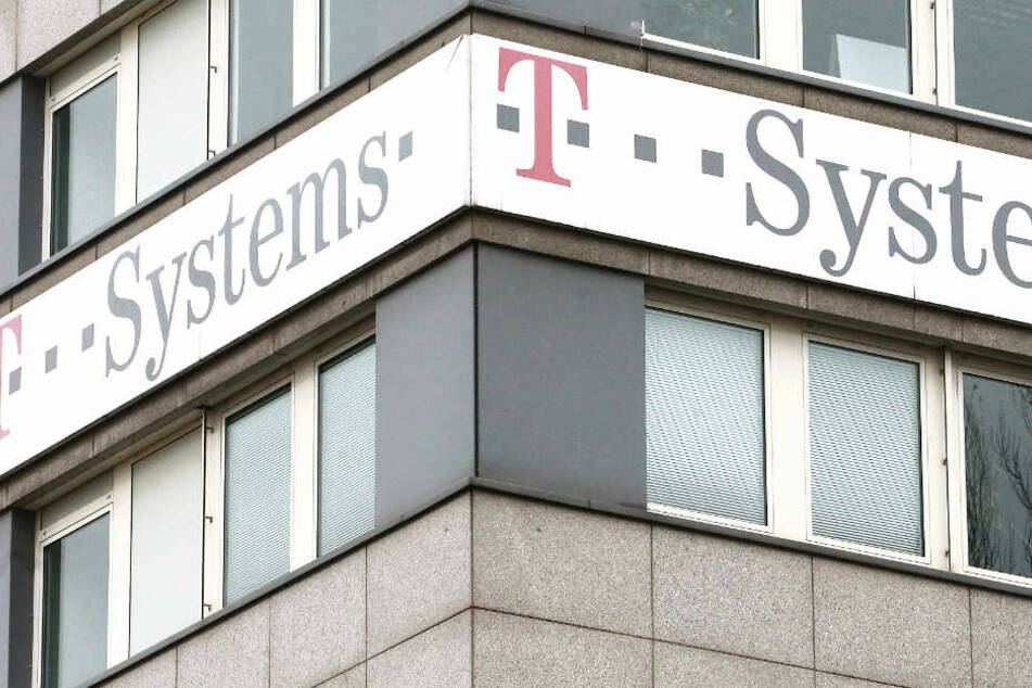 Die Mitarbeiter des Telekom-Unternehmens T-System in Mitteldeutschland streiken.