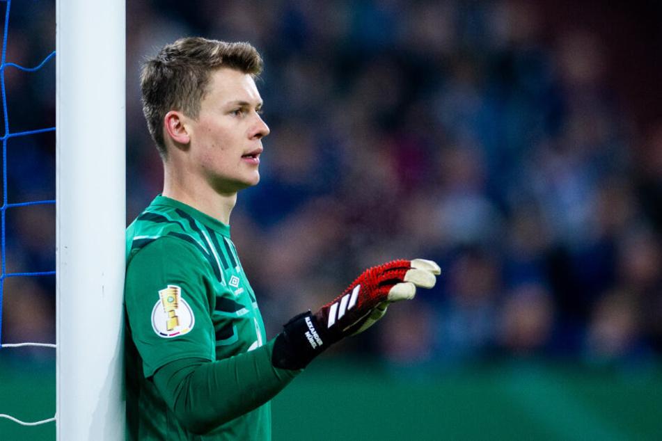 Alexander Nübel kommt im Sommer ablösefrei zum FC Bayern.
