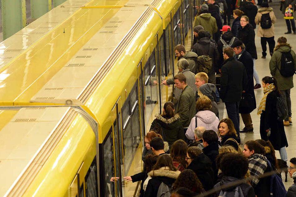 Ab Montag wird die U5 nicht zum Alexanderplatz fahren.