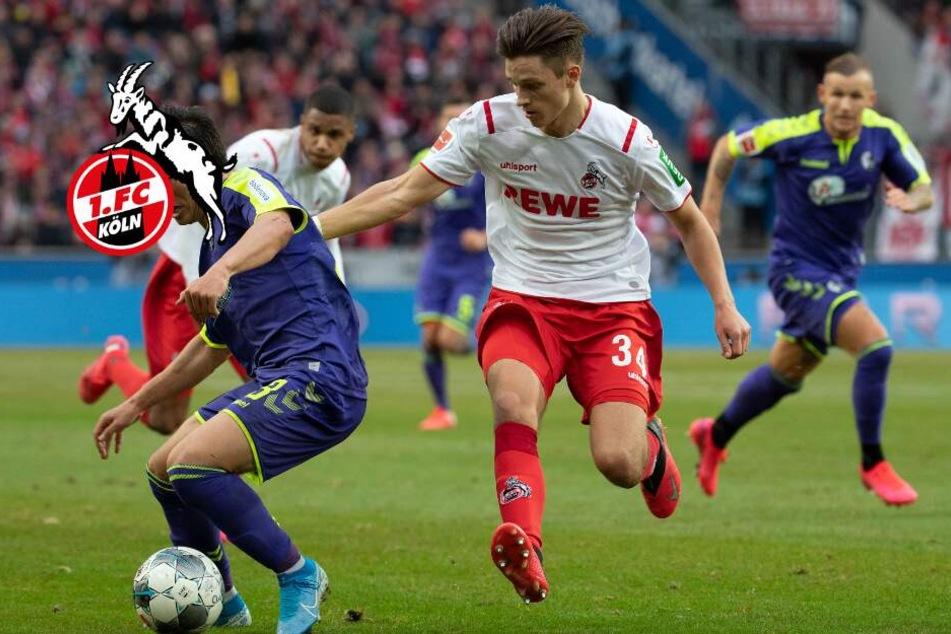 Baggert Schalke an Köln-Talent Katterbach?