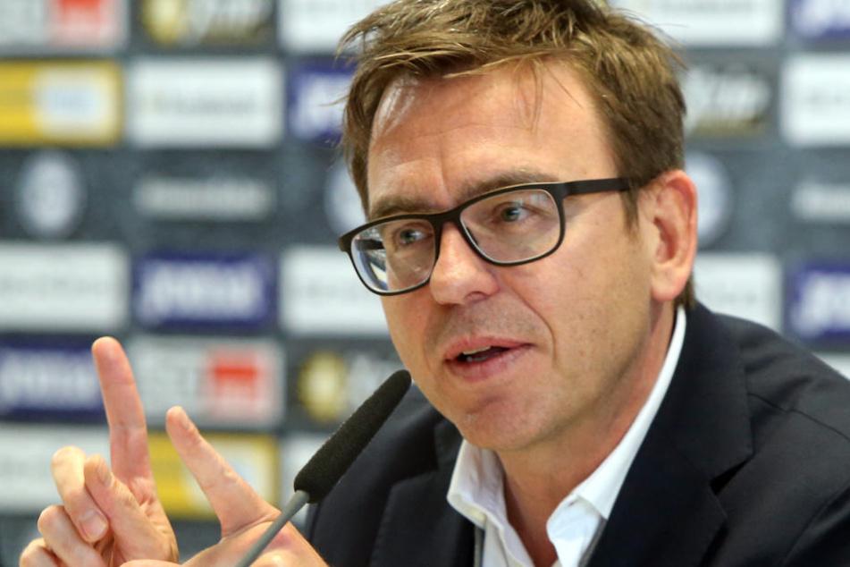 Geschäftsführer Markus Rejek (50) dürfte zufrieden mit der Entscheidung des Stadtrates sein.