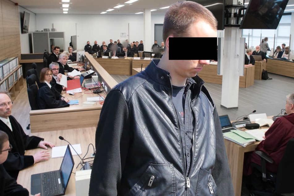 """Felix W. (23) erklärte im Zeugenstand mehrfach, dass Timo S. """"über Leichen gehen würde""""."""