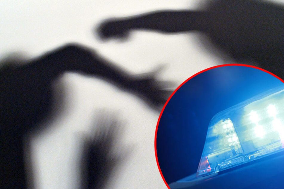 Ein Mann (31) ging unvermittelt auf seinen Nachbarn (38) los, daraufhin wurde auch dieser gewalttätig. (Symbolbild)