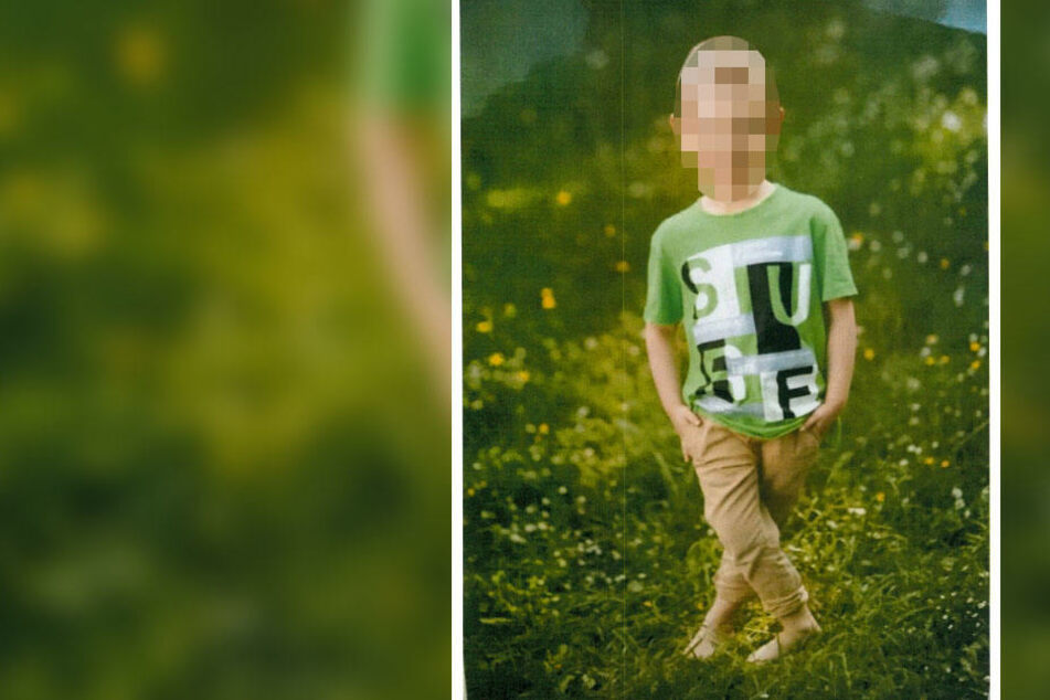 Der 7-Jährige war seit Samstag verschwunden.