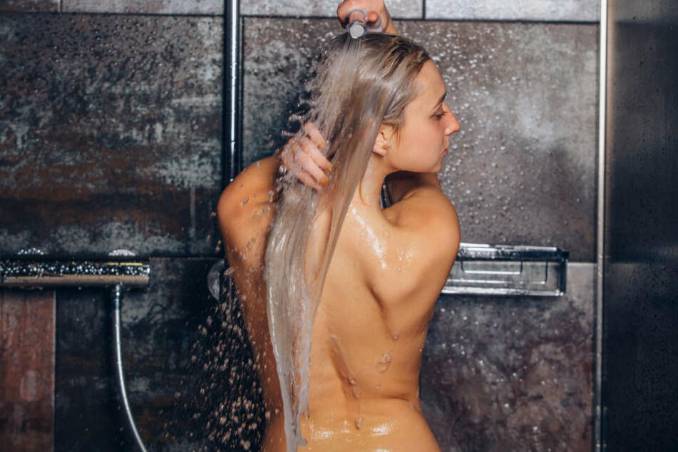 fußballer duschen nackt