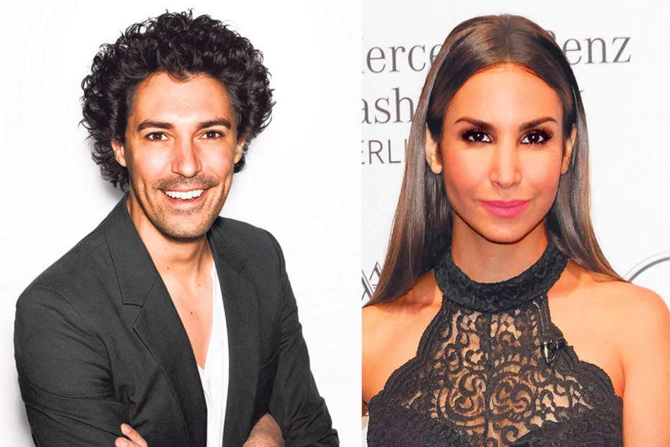 """Stargäste: Make-Up-Artist Boris Entrup (39) kennt man von """"Germany's Next Topmodel"""" und Schauspielerin Sila Sahin (31) ist bekannt aus """"Gute Zeiten, Schlechte Zeiten""""."""