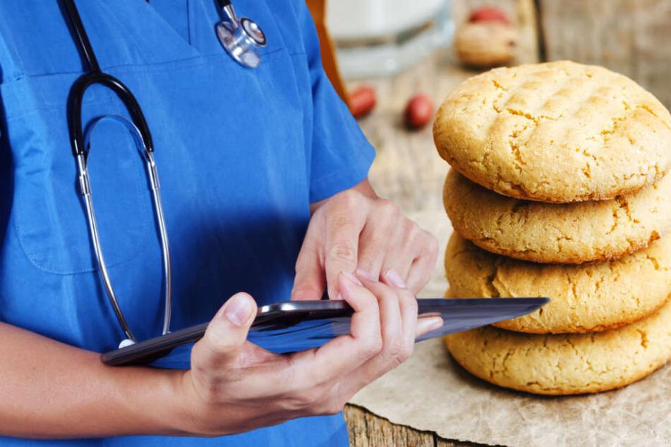 Kaffee und Plätzchen vergiftet? Krankenschwester steht unter Verdacht