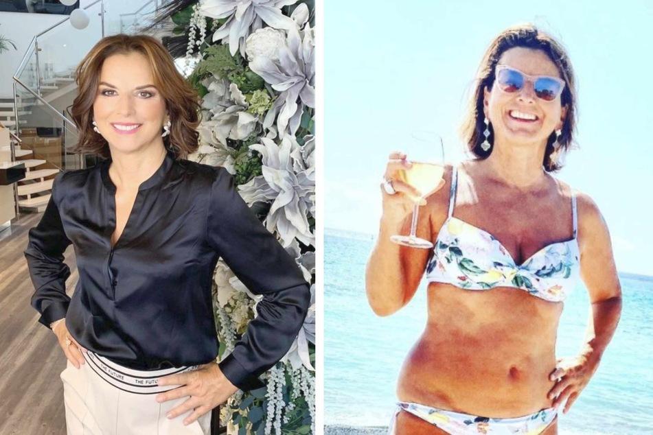 Vorher und nachher: Luxus-Lady Claudia Obert (60) ist kaum wiederzuerkennen.