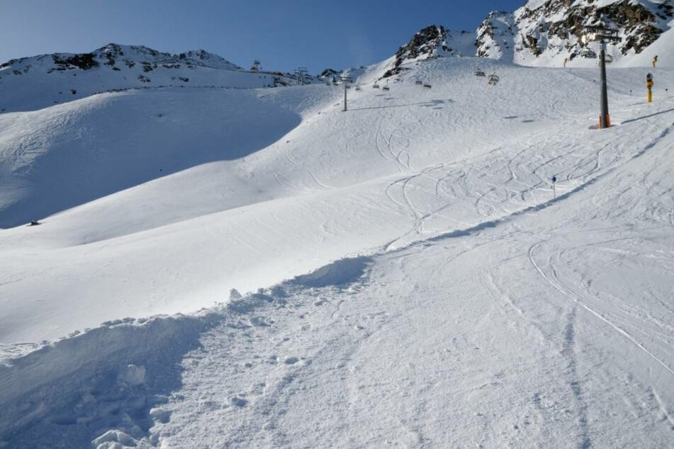 Die Skirennläuferin starb in Sölden (Symbolbild).